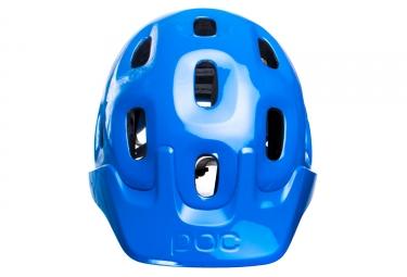 Casco Poc TRABEC Azul criptón