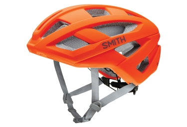 Casco Smith Route MIPS arancione