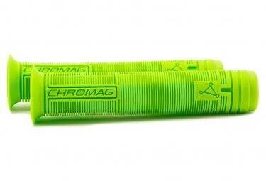 Puños Chromag Wax - green