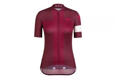 Rapha Étape Du Tour 2018 Women Short Sleeves Jersey Red