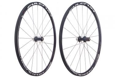 Fulcrum Wheelset Racing Sport Disc Centerlock Tire | 15x100 / 9x135mm | Body Shimano/Sram 2018