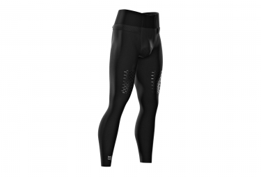 Compressport Tight Trail Running Under Control Black