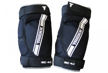 Trick X BC 41 Knee Guards Black
