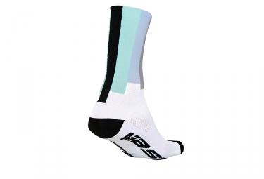 Massi Socks Black Multicolor M