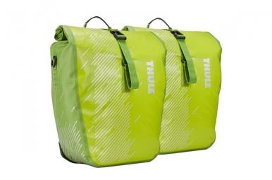 Thule Bolsas de equipaje para el equipaje Shield Panniers L Green
