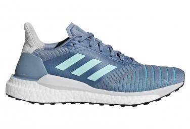 Zapatillas adidas running Solar Glide para Mujer Azul / Blanco