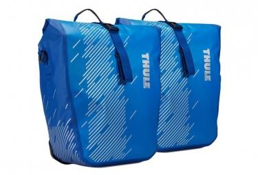 Paire de sacoches de selle thule shield colbalt s bleu