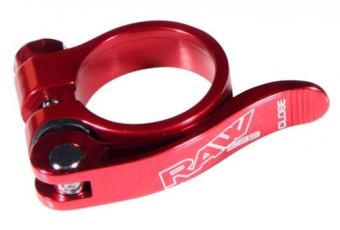Collier de selle sb3 raw rouge 31 6