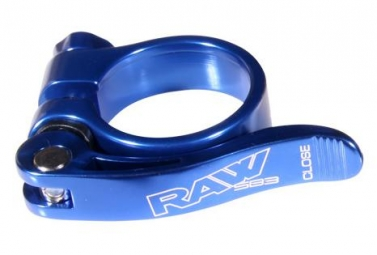 SB3 Seat Clamp and QR - Blue