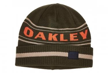 Bonnet oakley golf rockgarden cuff vert orange