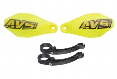 AVS BASIC Hand Guard Neon Yellow