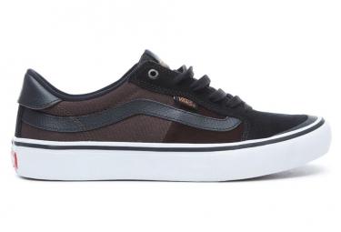 Chaussures vans dakota roche style 112 pro noir marron 44 1 2