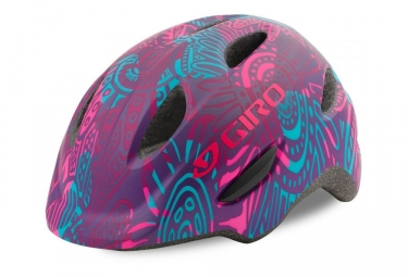 Casque Giro Scamp Violet