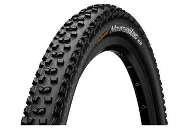Pneu VTT Continental Mountain King Performance 29 Tubeless Ready Souple PureGrip Compound