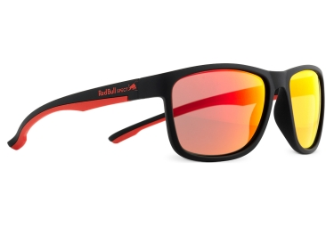 Spect Twist Glasses Black Red - Red Polarized