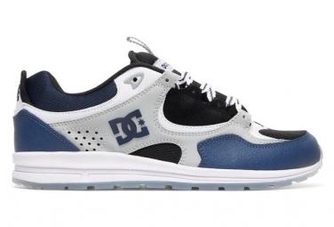 Chaussures dc shoes kalis lite se bleu noir gris 42