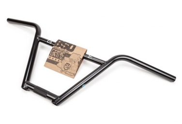 BSD Handlebar Grime Bar 4 Pieces Black