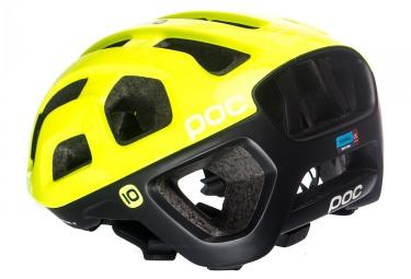 POC 2017 Octal X Helmet Yellow