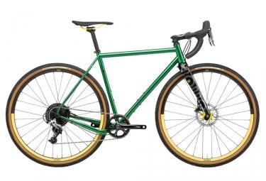 Gravel bike rondo ruut st sram rival 11v 2018 vert s 160 170 cm