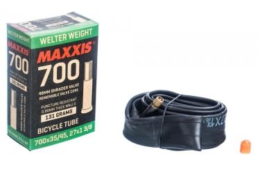 Chambre à Air Maxxis Welter Weight 700 mm Schrader 48mm