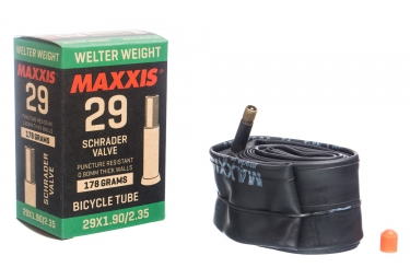 Chambre a air maxxis welter weight 29 schrader 48mm 1 90 2 35