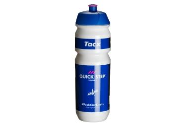 Bidon tacx shiva quick step 750ml bleu blanc