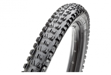 Pneu vtt maxxis minion dhf 26 tubeless ready dual exo protection wide trail wt 2 50