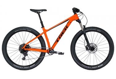 Vtt semi rigide trek 2018 roscoe 8 27 5 sram nx 11v orange 17 5 pouces 161 172 cm