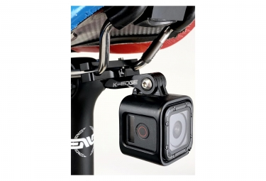 K-EDGE Go Big pro saddle rail mount Noir