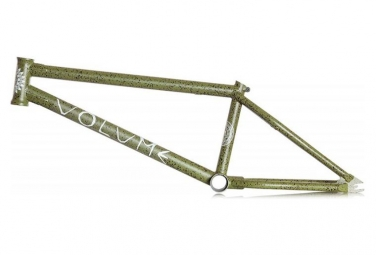 Volume Bikes BMX Frame Venture Military Green