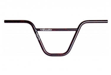 Demolition Paradise Red Splatter Handlebar 9.50