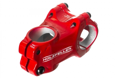 Truvativ Holzfeller Stem 31.8 mm 0° Red 1''1/5