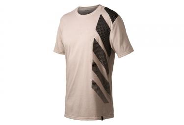 T shirt oakley tri hazard beige s