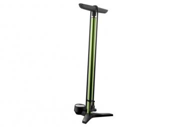 Birzman Maha Flick-It V Floor Pump 220 PSI / 15 Bar Green