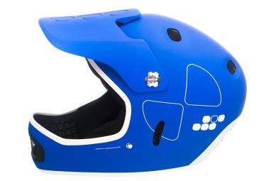 Casco Integral Poc Cortex Flow Bleu
