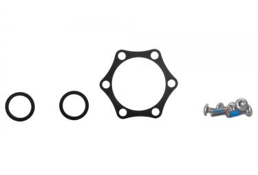 Kit de Conversion Arrière Neatt Boost 12x148mm 6 Trous Noir