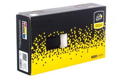 Paire de Pédales Look Keo Easy Tour de France Special Edition Noir