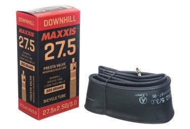 Chambre à Air Maxxis Fat/Plus 27.5'' Presta 48mm