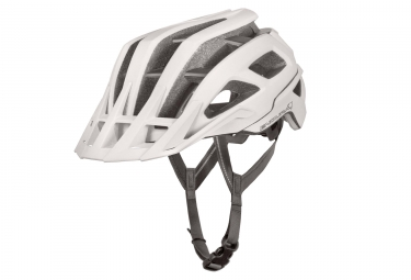 Casque vtt endura singletrack blanc l xl 58 63 cm