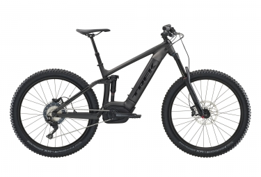 Hybrid Fullsuspension Trek PowerFly FS 7 Shimano SLX XT 11V 27.5'' Plus Noir / Noir 2019