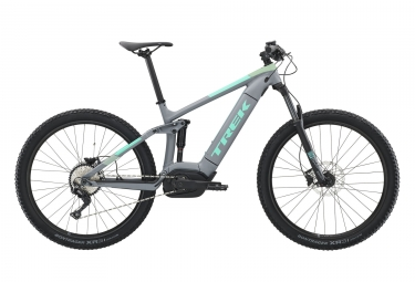 Electric Full Suspension Women Trek PowerFly FS 5 WSD Shimano Deore M6000 10S 27.5'' 2019