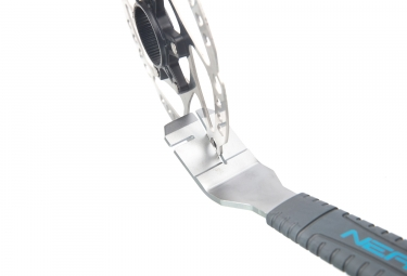 NEATT Tool Esparcidor de pastillas de freno y rotor Truing Fork