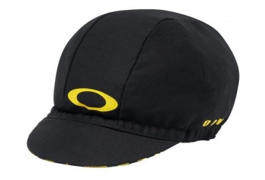 Casquette oakley stretch fit tour de france noir jaune