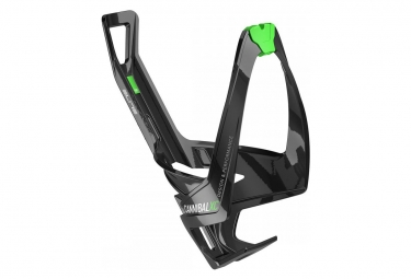 ELITE Bottle Cages Cannibal XC Black / Green
