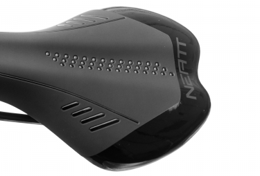NEATT Oxygen Saddle Black Grey