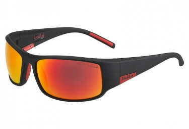 Bolle Sunglasses King Black/ Red