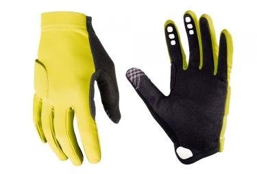 Handschuhe Poc Resistance DH - Herren - Noir / Jaune