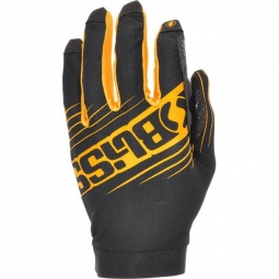 Paire de Gants BLISS MINIMALIST GLOVE BLACK/YELLOW