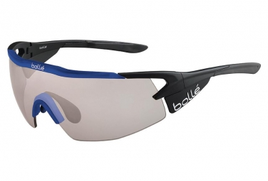 Lunettes de cyclisme bolle aeromax noir bleu