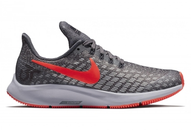 Nike air zoom pegasus 35 gris rouge enfant 35 1 2